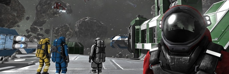 space engineers banniere