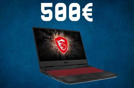 PC Portable à 500€, quel modèle choisir en 2020 ? (Comparatif & Guide d'achat)