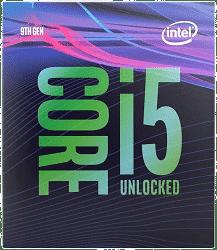 Intel Core i5-9600k
