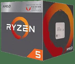 AMD Ryzen 3400g