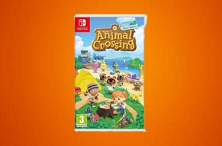 Animal Crossing New Horizons, où l'acheter pas cher en Mars 2020 ? (Bons Plans)