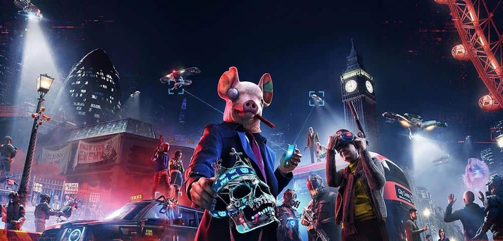 watch dogs legion xbox serie x
