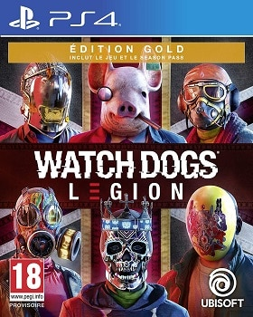 watch dogs legion gold pas cher