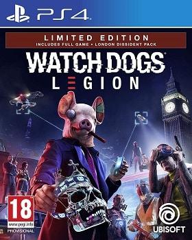 watch dogs legion standard pas cher